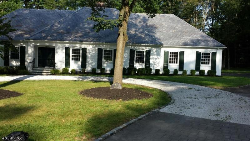 Maison unifamiliale pour l à louer à 51 Park Lane Madison, New Jersey 07940 États-Unis