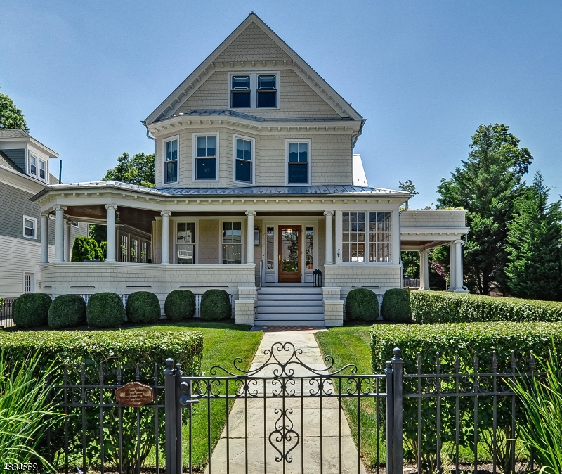 Single Family Home for Sale at 253 PROSPECT STREET Westfield, New Jersey 07090 United States
