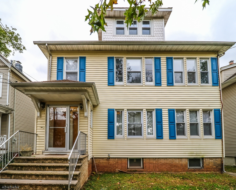 Multi-Family Home for Sale at 224 MONTGOMERY Street Highland Park, New Jersey 08904 United States