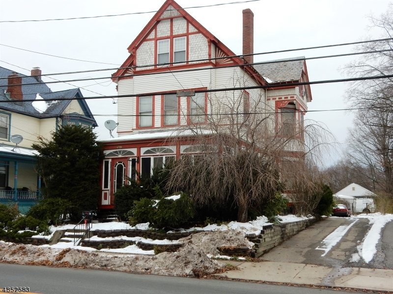 Single Family Home for Sale at 210 HIGH ST 210 HIGH ST Hackettstown, New Jersey 07840 United States