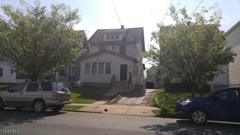 Многосемейный дом для того Продажа на 723-725 MONROE Avenue Elizabeth, Нью-Джерси 07201 Соединенные Штаты