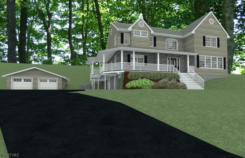 独户住宅 为 销售 在 5 Horseneck Road Montville, 07045 美国