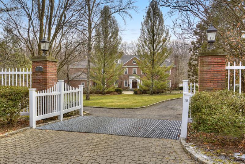 Частный односемейный дом для того Продажа на 19 Country Drive Morristown, 07960 Соединенные Штаты