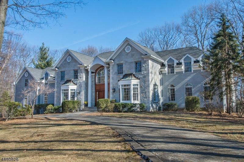 Частный односемейный дом для того Продажа на 2 Kings Court Morristown, Нью-Джерси 07960 Соединенные Штаты