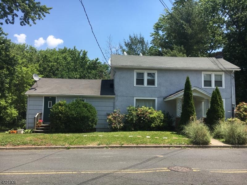Enfamiljshus för Försäljning vid 7 Cokesbury Road Lebanon, New Jersey 08833 Usa