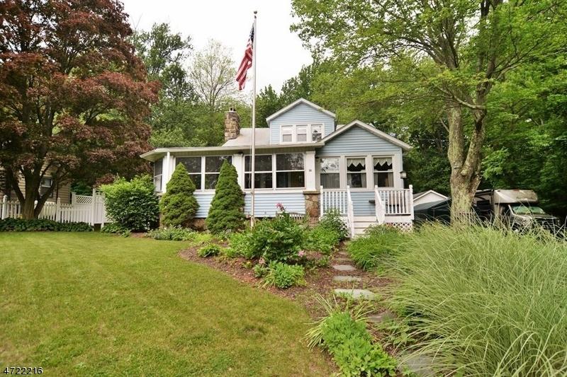 独户住宅 为 销售 在 34 HIGHLAND Avenue 斯坦霍普, 新泽西州 07874 美国
