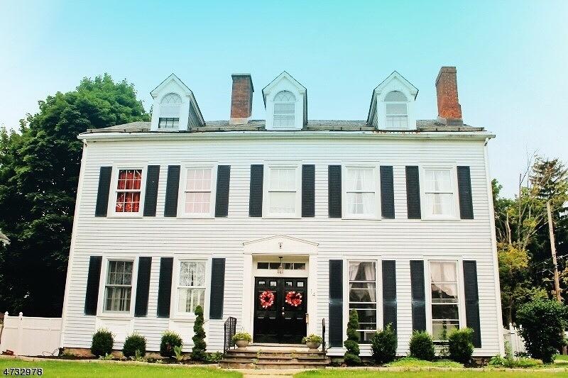 Eensgezinswoning voor Verkoop een t 14 Liberty Street 14 Liberty Street Newton, New Jersey 07860 Verenigde Staten
