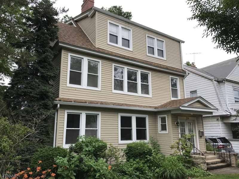 Single Family Home for Rent at 219 Academy Street South Orange, New Jersey 07079 United States