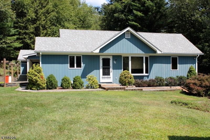 Single Family Home for Rent at 74 Sanatorium Road Glen Gardner, New Jersey 08826 United States