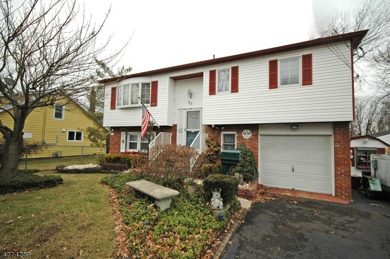 獨棟家庭住宅 為 出售 在 71 Marshall Concourse 71 Marshall Concourse Aberdeen, 新澤西州 07735 美國