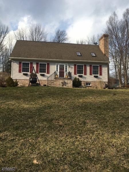 Casa Unifamiliar por un Venta en 36 Ward Road Hardwick, Nueva Jersey 07825 Estados Unidos