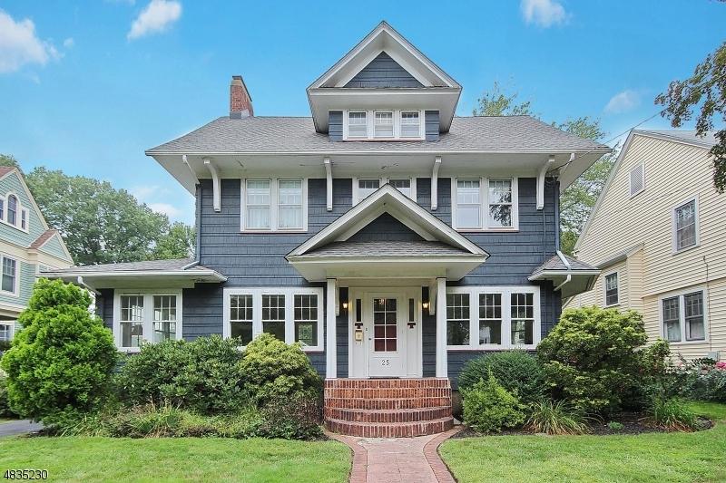Villa per Vendita alle ore 25 HAMILTON Avenue Cranford, New Jersey 07016 Stati Uniti