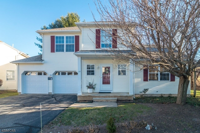 Condominium for Sale at 13 COLBY CT 13 COLBY CT White Township, New Jersey 07823 United States