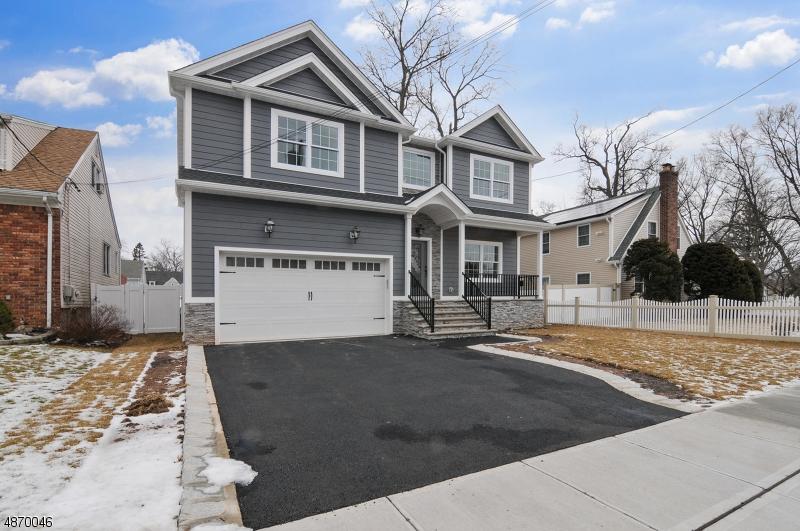 Casa Unifamiliar por un Venta en 750 MIDLAND BLVD Union, Nueva Jersey 07083 Estados Unidos