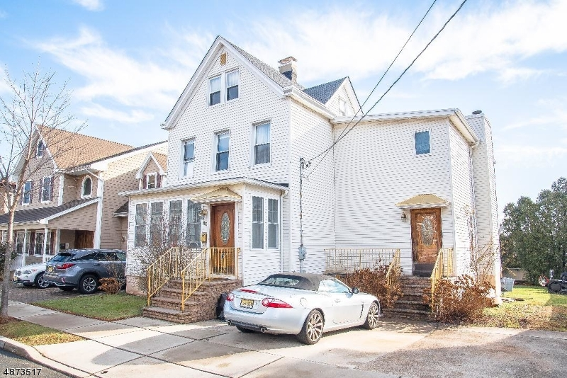Single Family Home for Sale at 64 MADISON ST 64 MADISON ST Wood Ridge, New Jersey 07075 United States