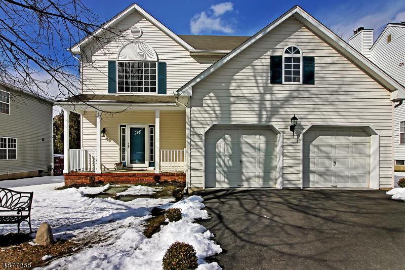 Casa Unifamiliar por un Venta en 396 VANDERVEER Road Bridgewater, Nueva Jersey 08807 Estados Unidos