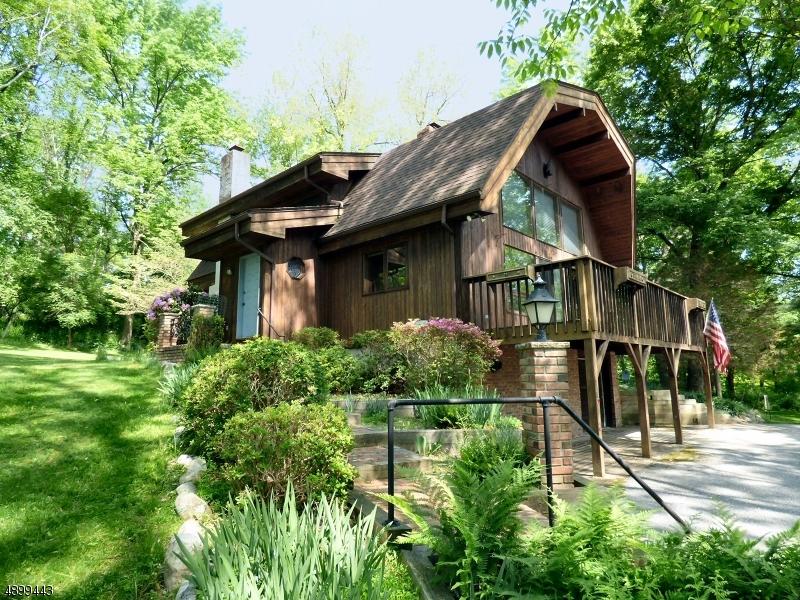 Enfamiljshus för Försäljning vid Hope, New Jersey 07825 Förenta staterna