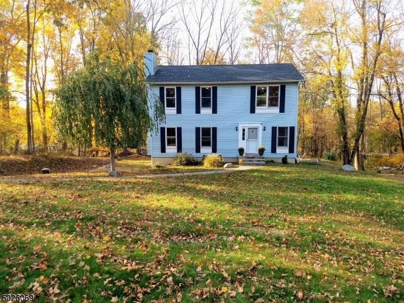 Single Family Homes للـ Sale في Hope, New Jersey 07825 United States