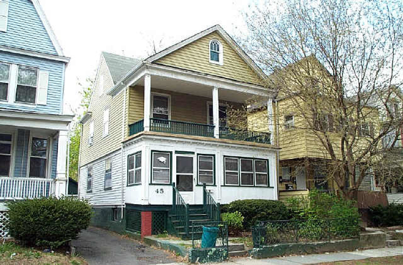 Single Family Home for Sale at 45 Hilton Street East Orange, New Jersey 07017 United States