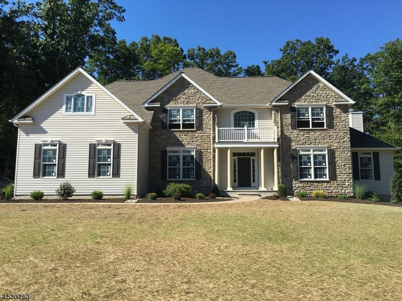 独户住宅 为 销售 在 11 Quaker Ridge Court Pittstown, 08867 美国