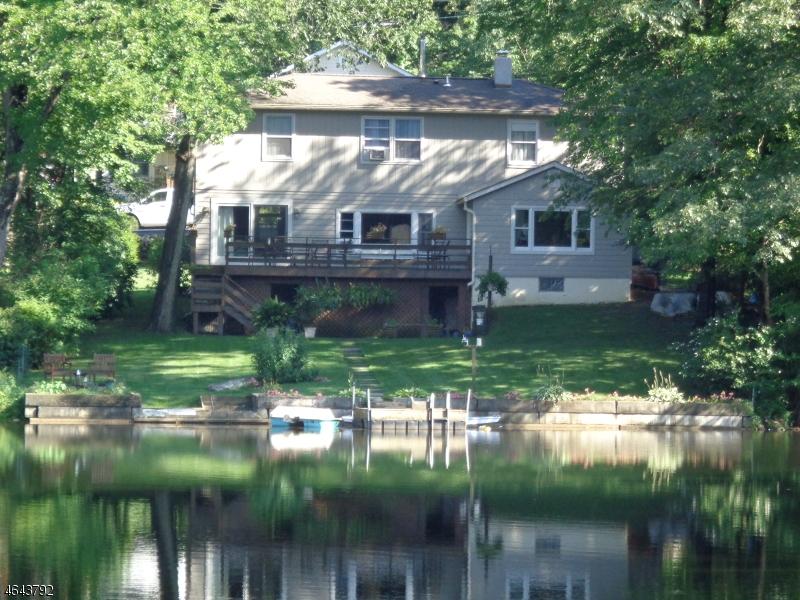 Частный односемейный дом для того Продажа на 98 LAKE SHORE RD EAST Stockholm, 07460 Соединенные Штаты
