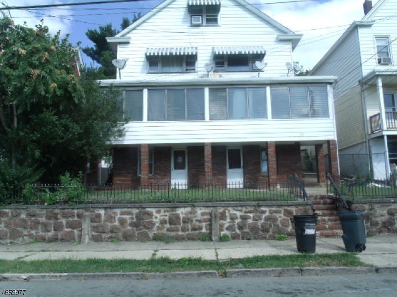 Multi-Family Home for Sale at 94 Orchard Street Garfield, New Jersey 07026 United States