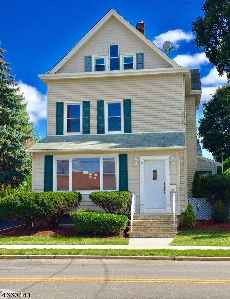Single Family Home for Sale at 79 Mount Prospect Avenue Clifton, New Jersey 07013 United States