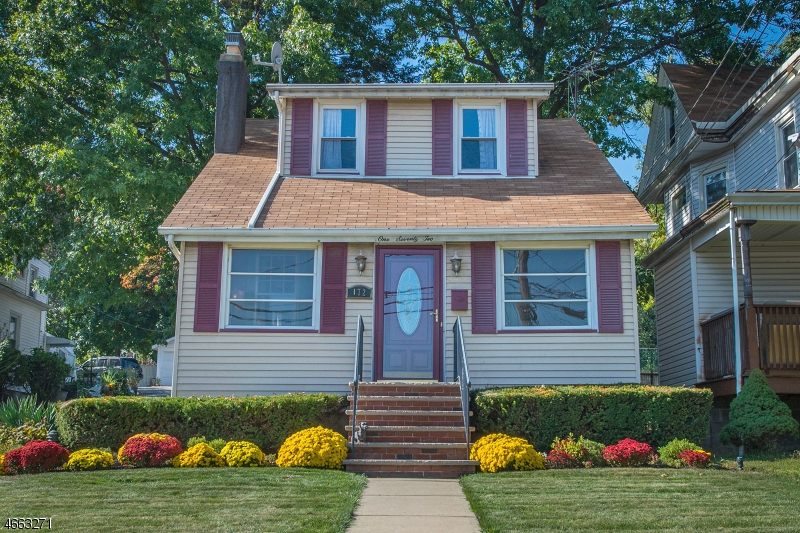 Single Family Home for Sale at 172 BERKELEY Avenue Bloomfield, New Jersey 07003 United States
