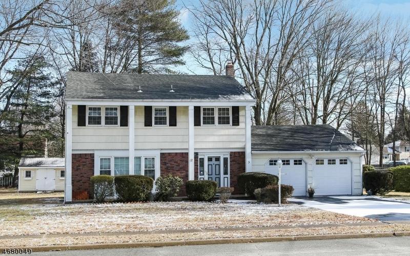 独户住宅 为 销售 在 3 Washington Avenue Lincoln Park, 07035 美国