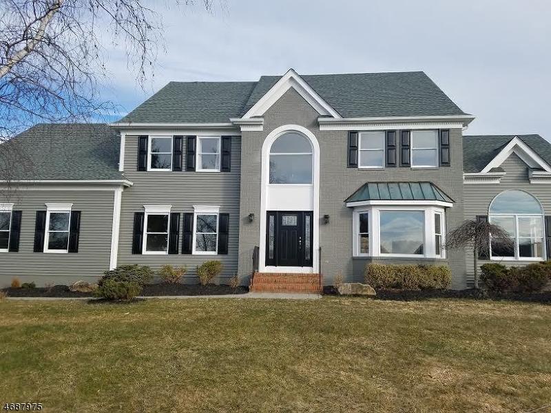 Частный односемейный дом для того Продажа на 8 Logan Drive Califon, 07830 Соединенные Штаты