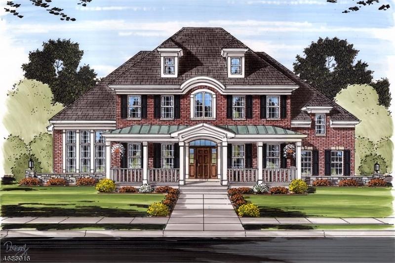 Частный односемейный дом для того Продажа на 82 STONY BROOK Road Towaco, 07082 Соединенные Штаты