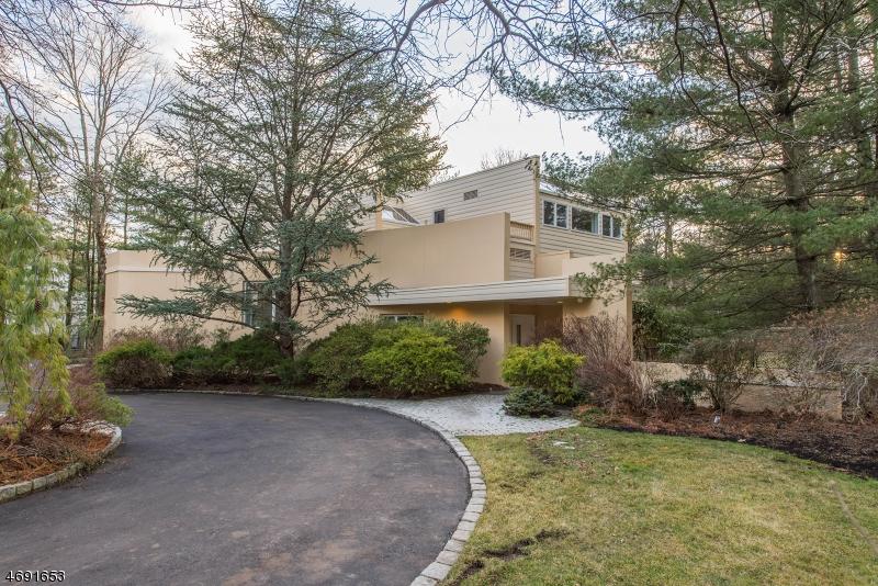 Maison unifamiliale pour l Vente à 41 CARTERET Road Allendale, New Jersey 07401 États-Unis