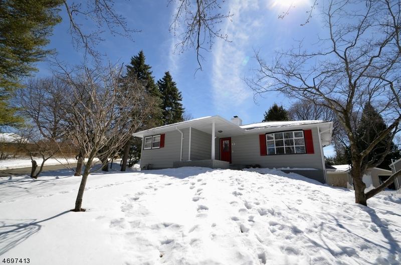 Частный односемейный дом для того Продажа на 38 Overlook Avenue Dover, Нью-Джерси 07801 Соединенные Штаты