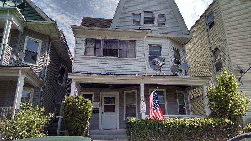 独户住宅 为 出租 在 210 Park Avenue East Orange, 新泽西州 07017 美国