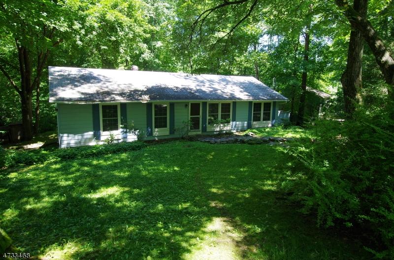 Частный односемейный дом для того Продажа на 953 Cedar Drive Stillwater, Нью-Джерси 07860 Соединенные Штаты