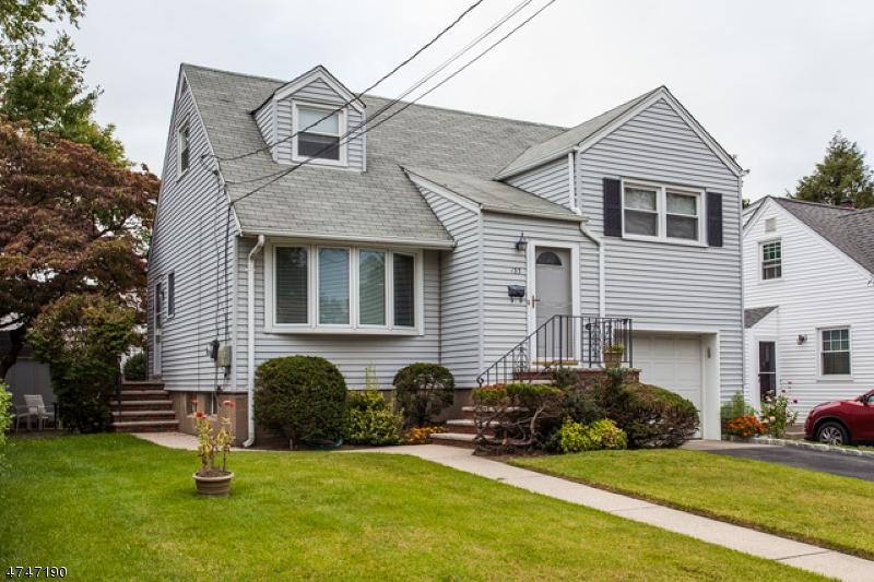 Частный односемейный дом для того Продажа на 133 17th Avenue Elmwood Park, 07407 Соединенные Штаты