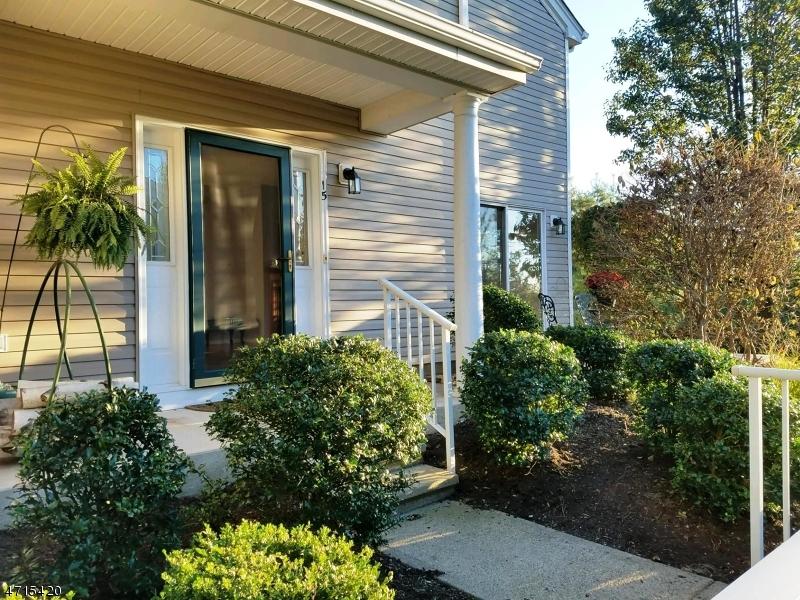 Частный односемейный дом для того Продажа на 15 HEATHERWOOD Lane Bedminster, Нью-Джерси 07921 Соединенные Штаты