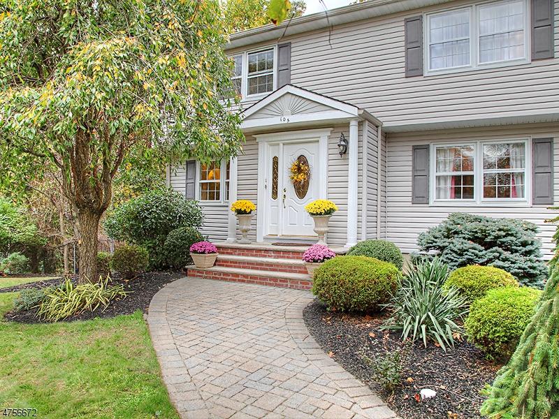 Частный односемейный дом для того Продажа на 105 Chuckanutt Drive Oakland, Нью-Джерси 07436 Соединенные Штаты
