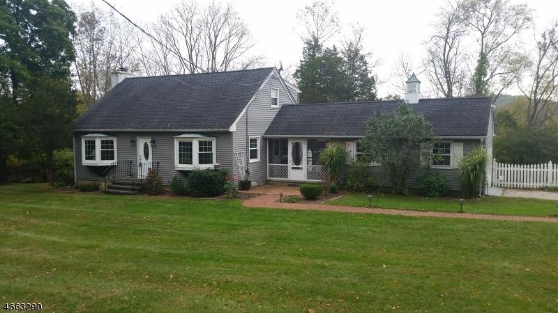 Casa Unifamiliar por un Venta en 909 Deer Run Stillwater, Nueva Jersey 07860 Estados Unidos
