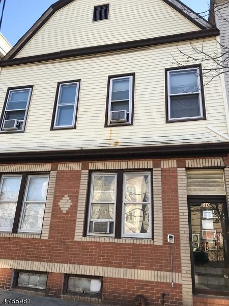 Huis voor meerdere gezinnen voor Verkoop een t 510 John F Kennedy Blvd Bayonne, New Jersey 07002 Verenigde Staten