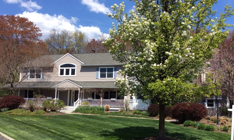 Single Family Home for Sale at 274 Dunham Place Glen Rock, New Jersey 07452 United States