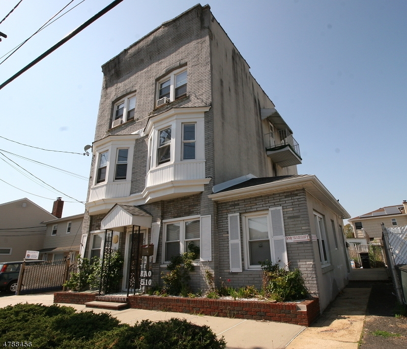 Multi-Family Home for Sale at 510 Washington Avenue Kenilworth, New Jersey 07033 United States