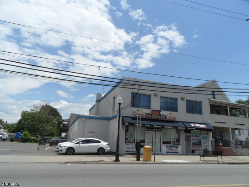 Commercial for Sale at 209 LAKEVIEW Avenue Clifton, New Jersey 07011 United States