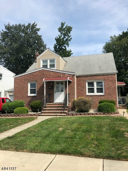 Single Family Home for Sale at 2549 HAWTHORNE Avenue Union, New Jersey 07083 United States