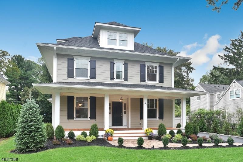 Maison unifamiliale pour l Vente à 97 SHERMAN Avenue Glen Ridge, New Jersey 07028 États-Unis