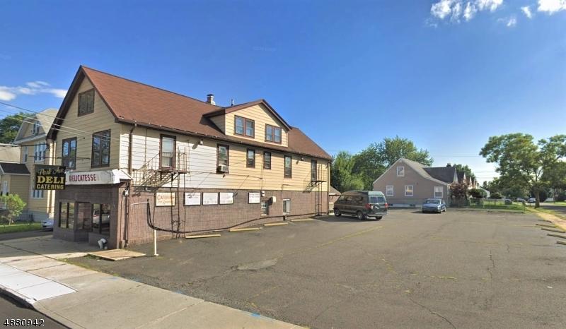 Commercial pour l Vente à 313 N PARK Avenue Linden, New Jersey 07036 États-Unis