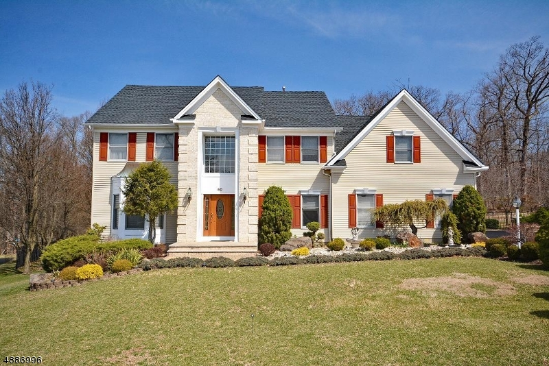 Single Family Homes for Sale at Green Brook Township, New Jersey 07059 United States