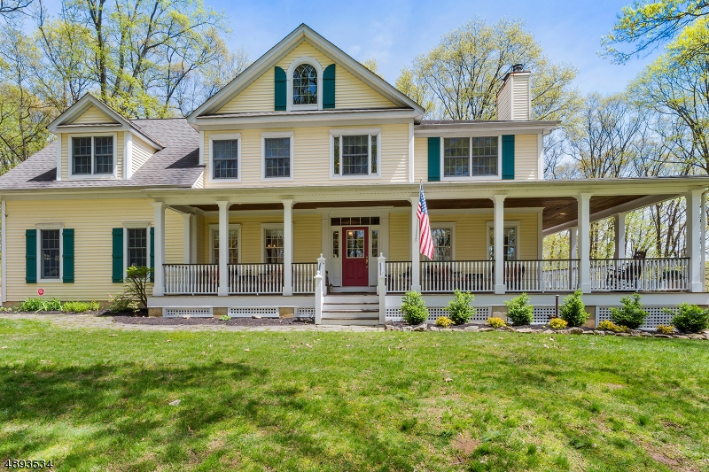 Single Family Home for Sale at Lebanon, New Jersey 08826 United States