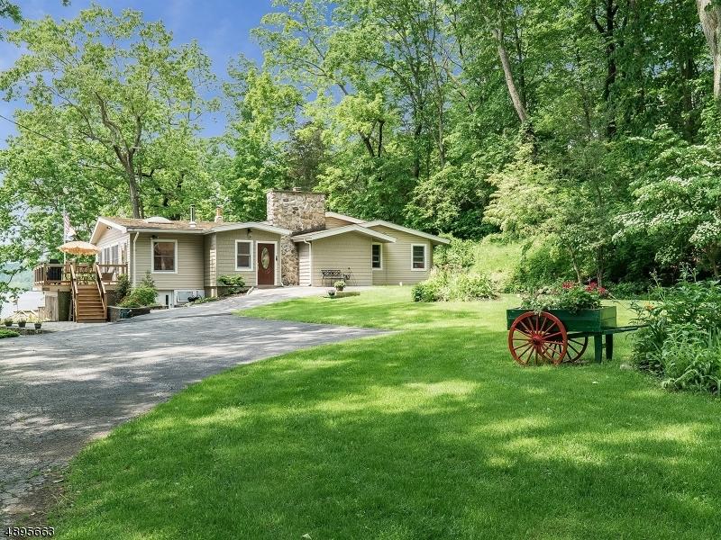 Single Family Homes pour l Vente à Stillwater, New Jersey 07860 États-Unis