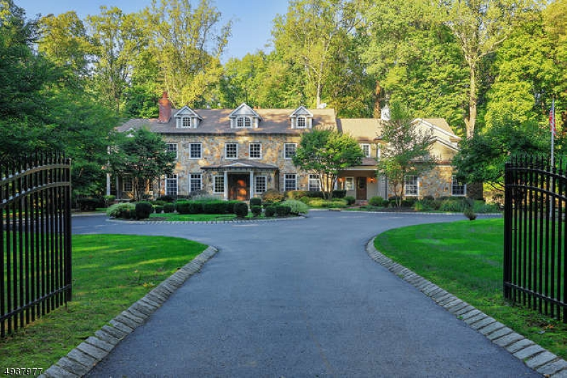 Single Family Homes por un Venta en Mendham, Nueva Jersey 07945 Estados Unidos
